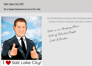 Salt Lake City SEO Expert