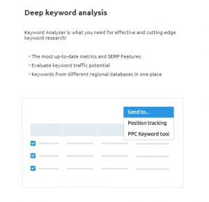 Deep Keyword Research and Analysis
